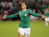 "Favorite Soccer Player Javier Hernandez ""Chicharito"""
