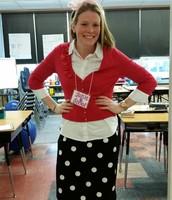 Miss Killian is Junie B. Jones