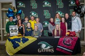 Gators of the Week: Edwards and O'Hara sign Division 1 National Letters of Intent