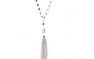 Gitane Tassel Necklace, $69