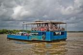 Goan ferry