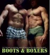Back By Popular Demand....Boots & Boxers!