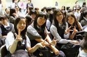 MY JUNOIR HIGH SCHOOL FRIENDS