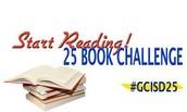 25 Book Challenge
