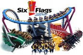 Six Flags June 24th