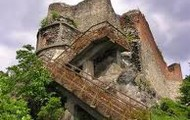 Castle Dracula in Poenari