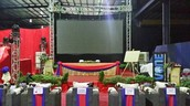 Sound-System & Lighting Equipment, LED Panel, Deco
