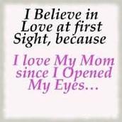Moms Birthday