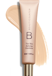 Not sure which shade suits you? Get 4 sample shades of Tint Skin Foundation FREE with any purchase.