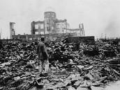 Ground Zero Hiroshima.