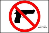Why do firearms need to be banned?