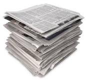 Art classes need newspaper!