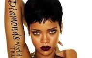 Rihanna's new tour