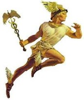 Hermes-God Of Commerce