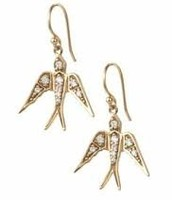 Swallow Earring