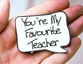 TEACHER SPOTLIGHT:  Barbara Hollingshead ~ by Carrie Petrone
