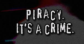 Piracy Is illegal!