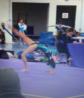 My first Floor Routine