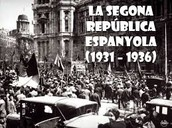 SEGONA REPÚBLICA ESPANYOLA