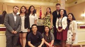 Lunch with The Rotary Club of Toronto
