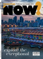 We welcome you to celebrate the first ever Singapore magazine for Indonesian