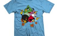 Angry Bird(95000)