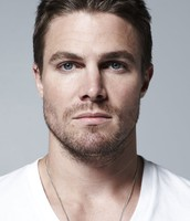 Arrow's Stephen Amell as Alex Sheathes
