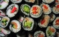 my favorite food is sushi