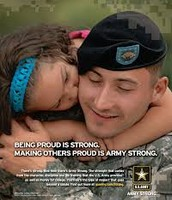 Making others proud is Army Strong