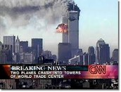 CNN's Initial Coverage of 9/11