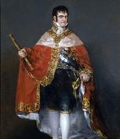 Ferdinando VII, 1808
