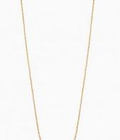 """30"""" Faceted Ball Chain - gold - $20"""
