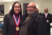 Congratulations to Toni Allen of Koinonia Christian Church