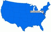 where Brandywine is in the united states.