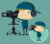 3. Cinematographer and Camera Operator