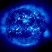 How The Sun Looks with UV.
