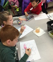 Sight word painting