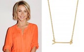 JULIANNE HOUGH- ON THE MARK NECKLACE
