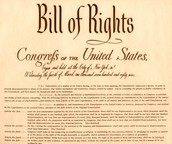 If the Federalists control the government some of your rights will disappear.