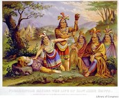 Pocahontas saved captin john smith