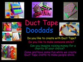 Duct Tape Doodads