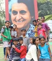 Trip to Indra Gandhi Museum