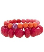 Poppy bracelet set $16 now 8 SOLD