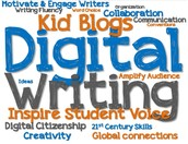 Blogging and Digital Volunteers