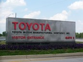 Toyota Manufacturing Center