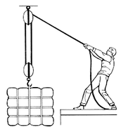 To Lift Heavy Loads