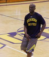 Coach George Gurley