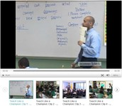 See Champion Teachers in Action with Video Clips 22 - 25