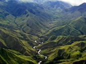 Mountains of New Guinea