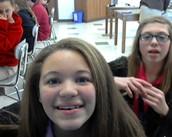 Jaylyn and Saryn